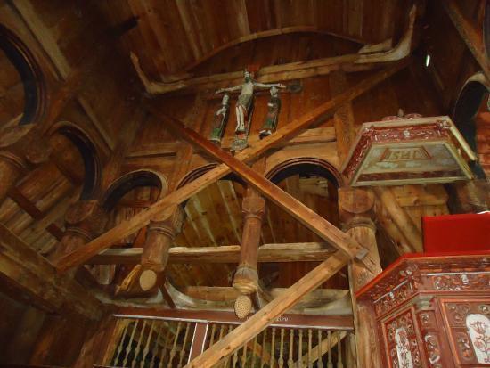 Сказочные деревянные церкви Норвегии   Журнал Ярмарки Мастеров