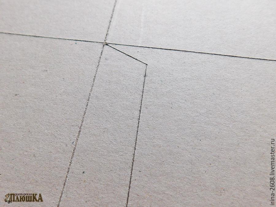 «Нөлден» кез-келген мөлшердегі қорапшаңыздан өз қолыңызбен. Тез, қарапайым, бюджет, сурет № 5