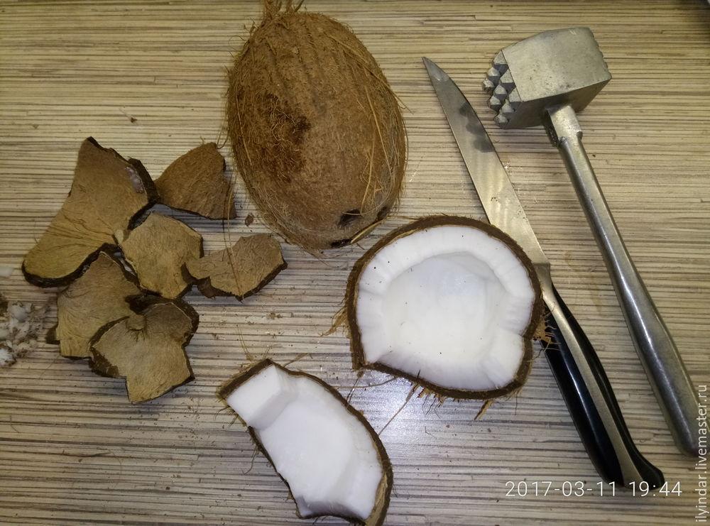 Біз кокос майын үйде дайындаймыз, сурет № 2