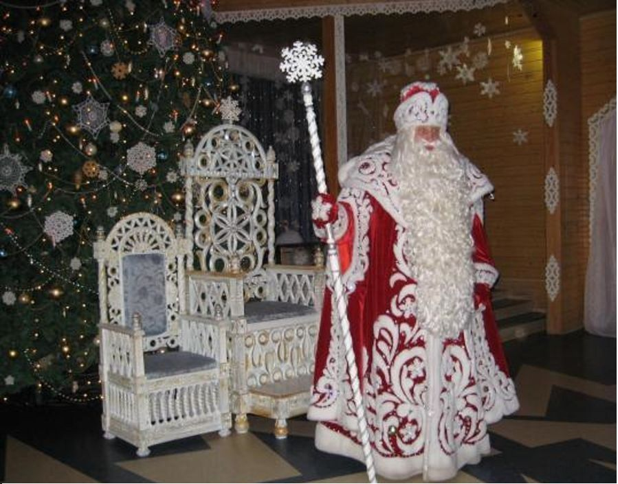 Meet Santa Claus. Do not confuse with Santa Claus, photo № 11