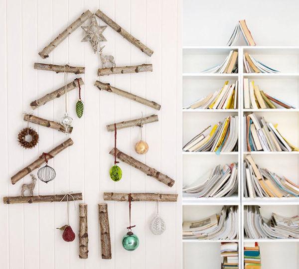 Créer une humeur d'une nouvelle année: 50 idées pour la décoration festive, photo № 11