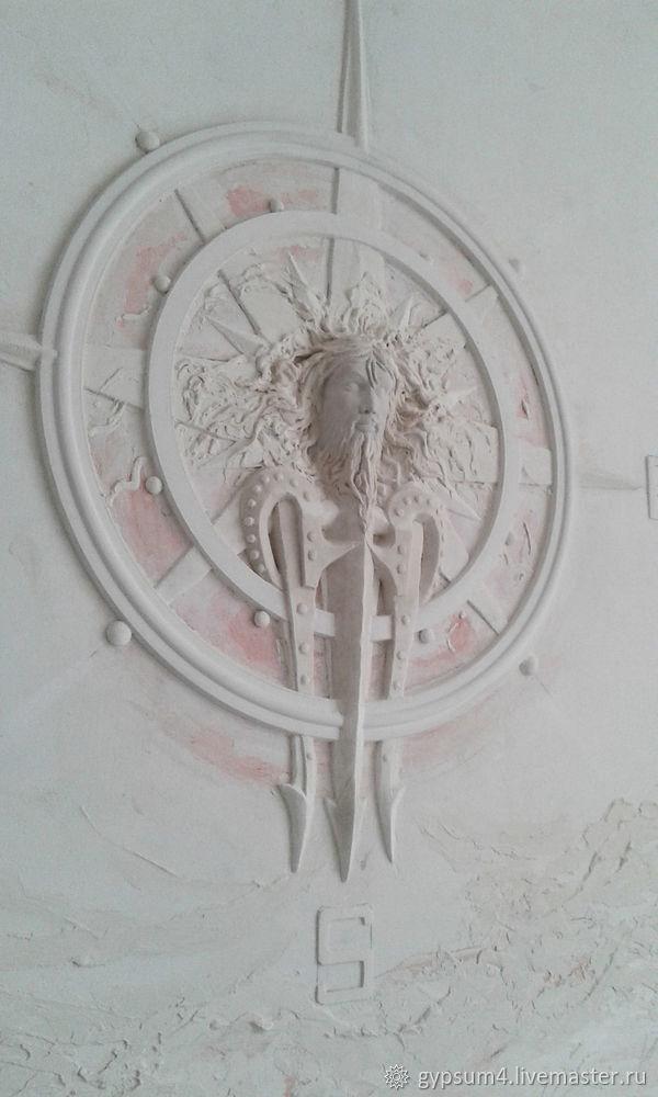 Изготавливаем барельеф «Карта», фото № 30