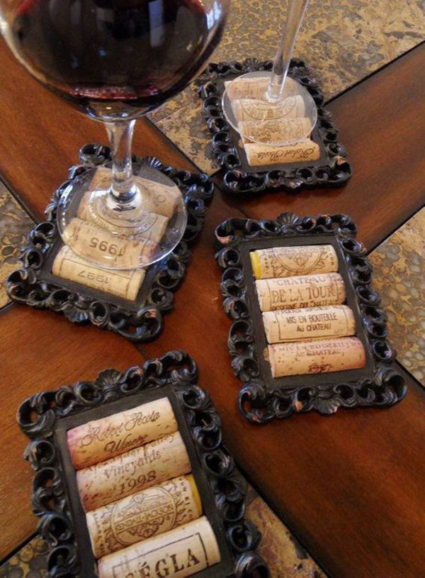دکوراسیون غیر معمول شراب، عکس № 15