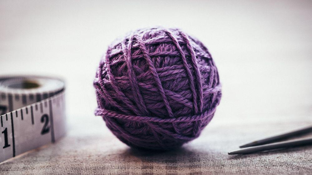 Моя маленькая хитрость как рассчитать петли перед началом вязания, чтобы не переделывать работу, фото № 1