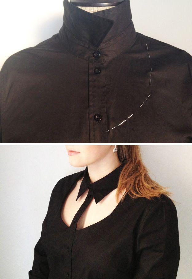 糸の上の世界で、または古い服から新しいスタイリッシュなものを作る、写真№16