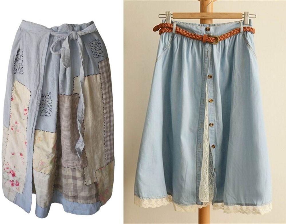 С миру по нитке, или Как из старой одежды сделать новые стильные вещи, фото № 17