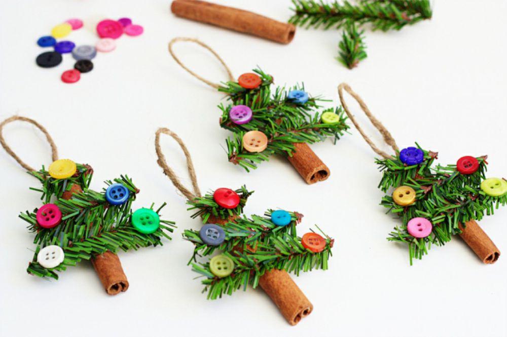 Δημιουργήστε μια διάθεση μιας Πρωτοχρονιάς: 50 ιδέες για μια εορταστική διακόσμηση, φωτογραφία 30