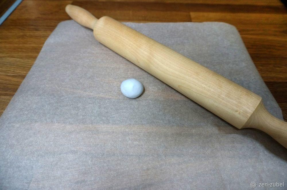 Создаём новогодние игрушки-подвески «Домики», фото № 9