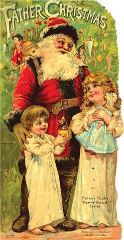 Santa Nikolaus (ประเทศเยอรมนี)