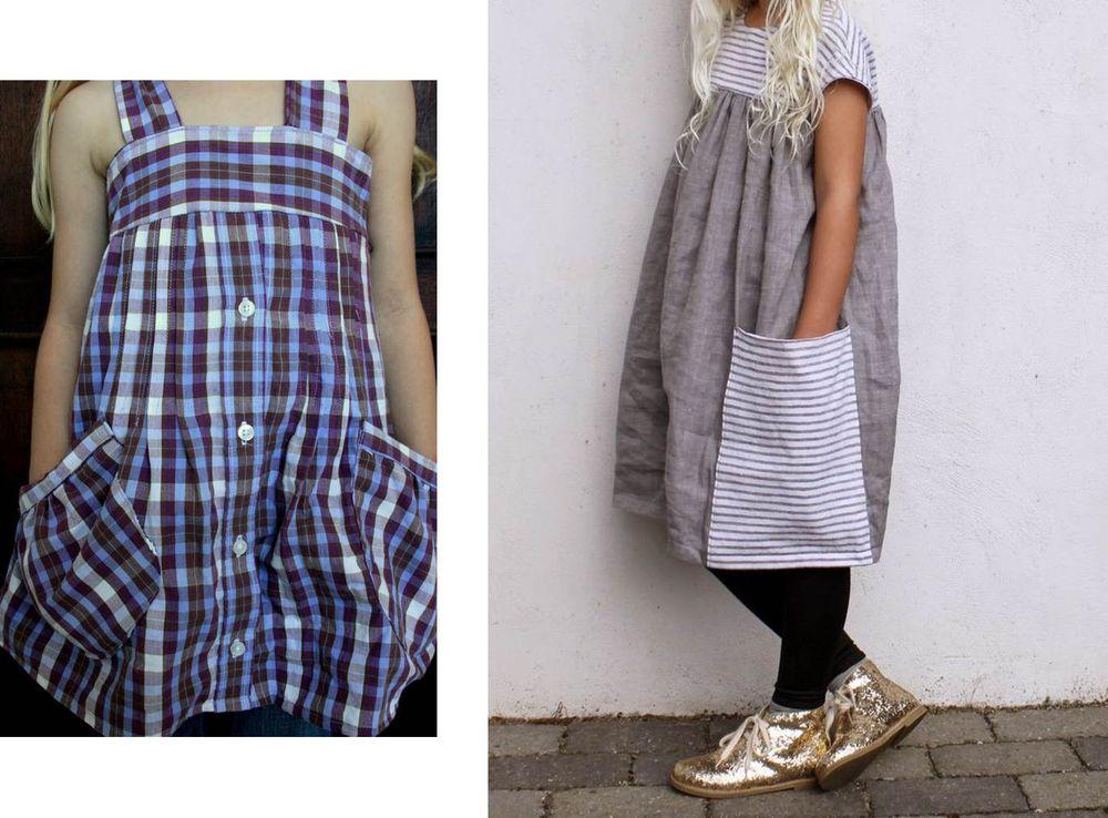 С миру по нитке, или Как из старой одежды сделать новые стильные вещи, фото № 37