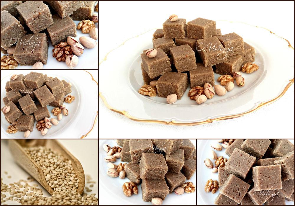 食谱东方糖果很多!哈尔瓦是许多人最常见的。她是由不同的坚果和种子制作的。在印度,来自胡萝卜和粗面粉的Halwa。此外,这个甜点添加罂粟,葡萄干,开心果。有一个......