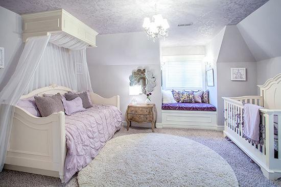 Enkla idéer för hemtak i sovrummet och inte bara, foto nummer 13