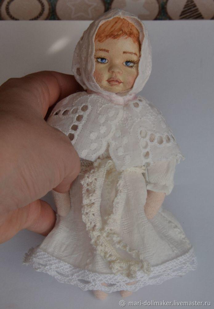 Создаем ангелочка — игрушку на елку, фото № 16