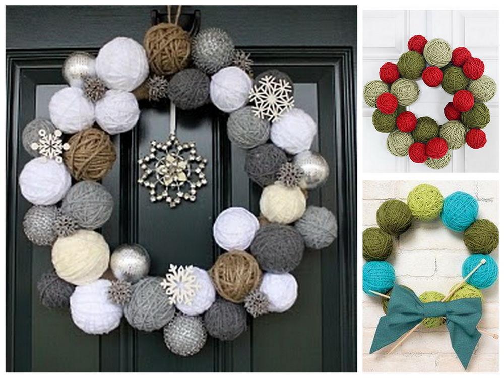 Δημιουργήστε μια διάθεση μιας Πρωτοχρονιάς: 50 ιδέες για εορταστική διακόσμηση, φωτογραφία № 47