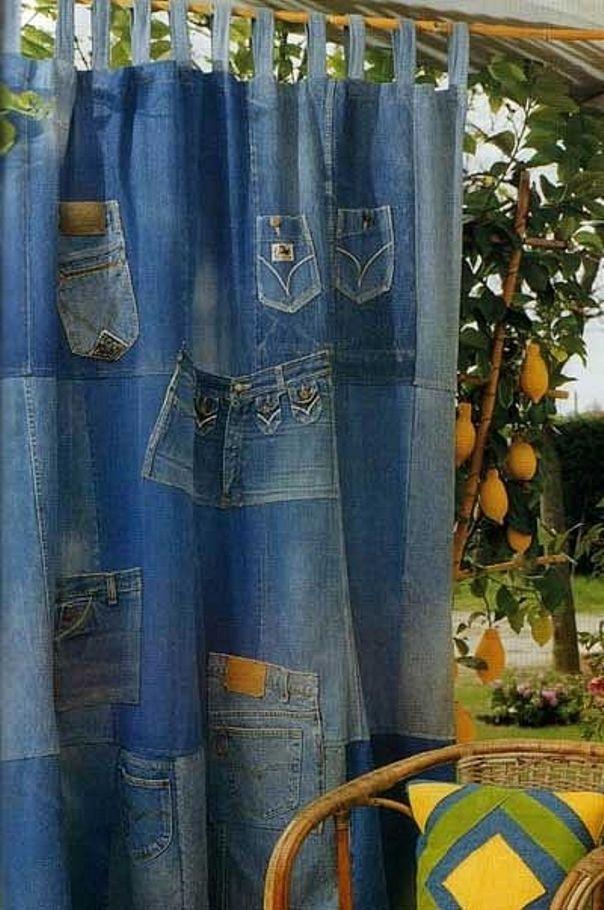 25 Ide Super untuk Kehidupan Kedua Jeans, Foto № 21