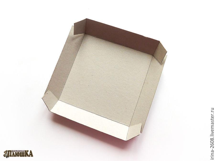 Коробка любого размера с «нуля» своими руками. Быстро, просто, бюджетно, фото № 13