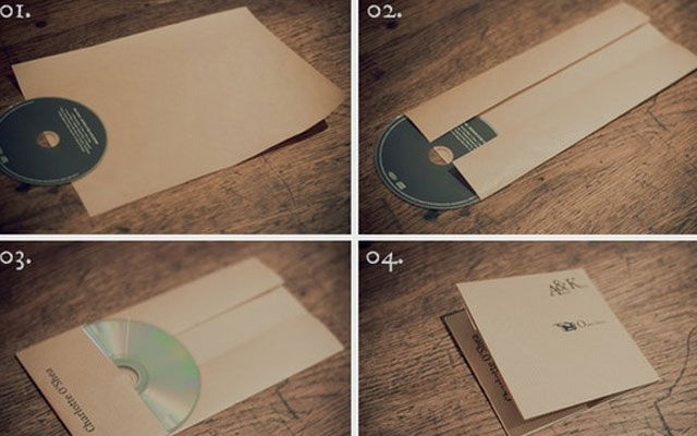 Красивые конверты своими руками, фото № 77