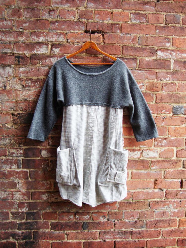 糸の上の世界で、または古い服から新しいスタイリッシュなものを作る、写真№32