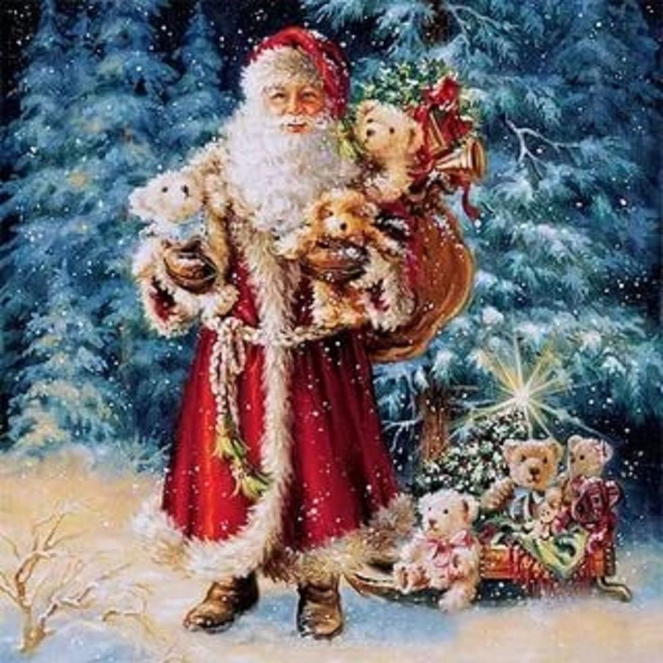Meet Santa Claus. Not to be confused with Santa Claus, photo № 14