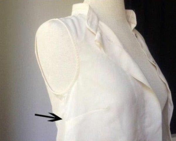 Превращения вещей идеи для переделки одежды. Часть 1, фото № 17