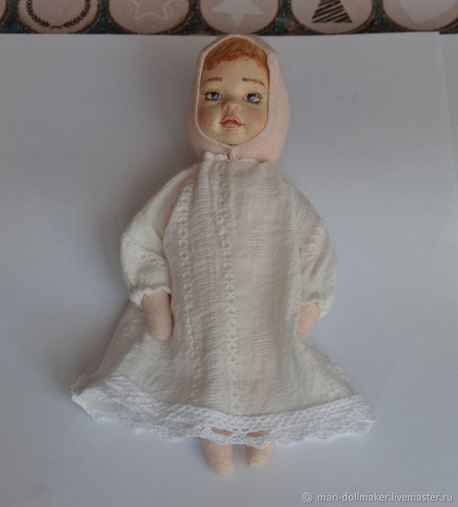 Создаем ангелочка — игрушку на елку, фото № 14