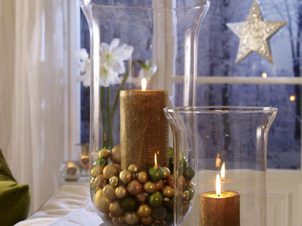 Yılbaşı ruh hali oluşturun: festival dekoru için 50 fikir, fotoğraf № 37