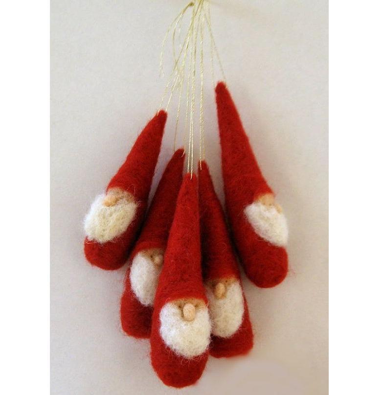 Рождестволық шыршаны жақсы безендіріңіз! 50 Рождестволық ойыншық идеялары өзіңіз жасайды, сурет № 27