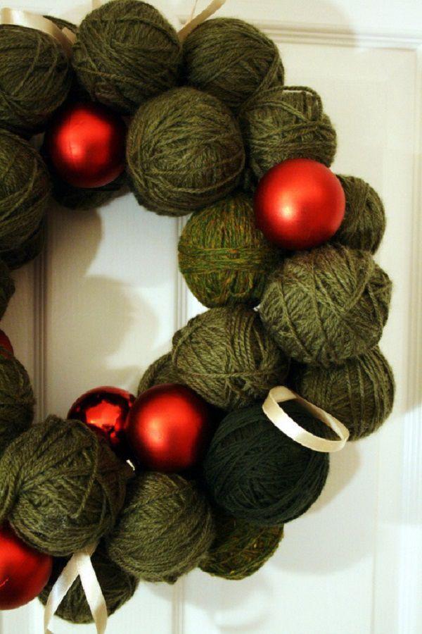 Créer une humeur d'une nouvelle année: 50 idées pour la décoration festive, photo № 46