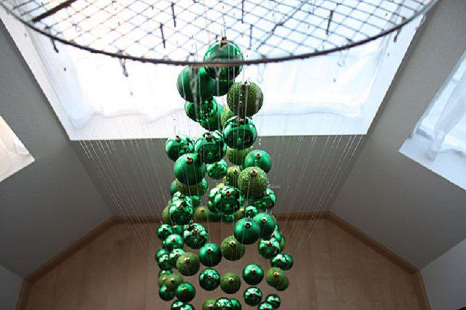 Créer une ambiance d'une nouvelle année: 50 idées pour la décoration festive, photo № 15
