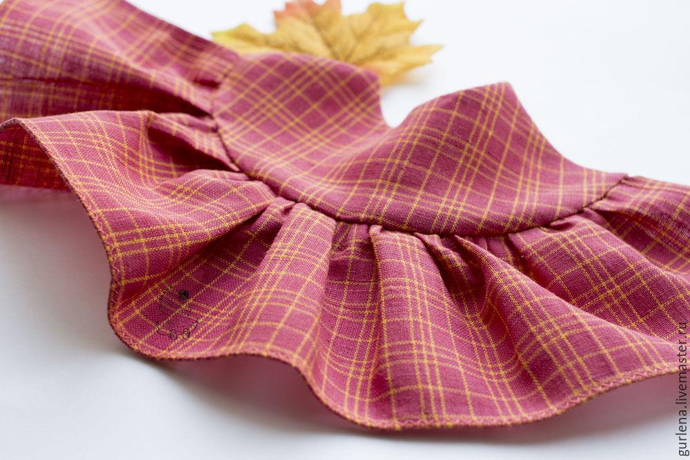 Textilpuppe von der Krone zu den Fersen, Foto № 26