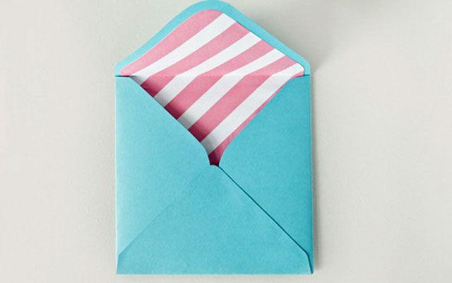 Красивые конверты своими руками, фото № 14