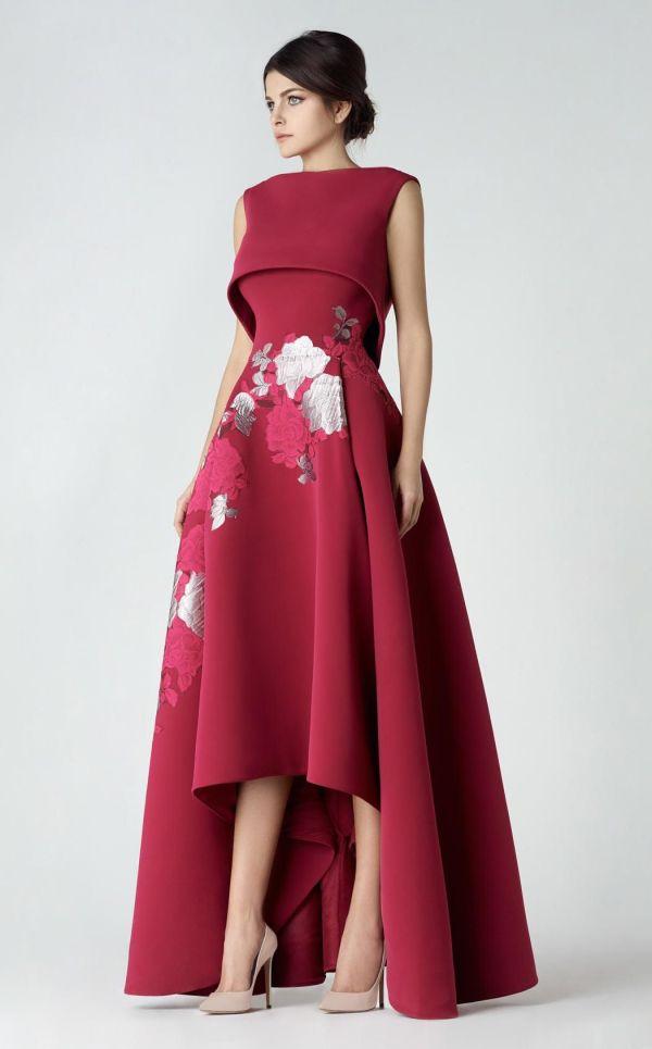Вечерние платья от Saiid Kobeisy