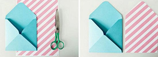 Красивые конверты своими руками, фото № 12