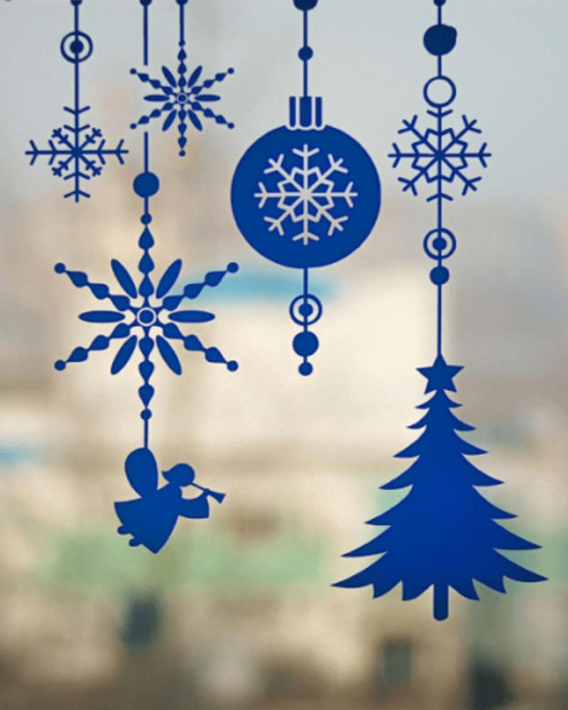 Новогодние гирлянды своими руками 36 несложных вариантов украшения интерьера, фото № 28