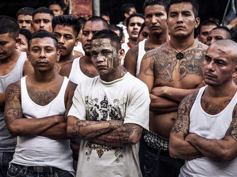 мара сальватруча опаснейшая банда в мире