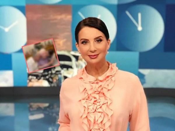 Телеведущая Екатерина Стриженова показала три поколения ...