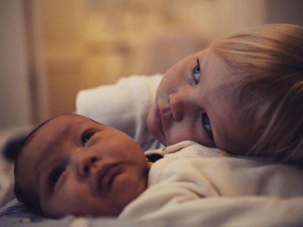 Дочь Марии Машковой показала фото с новорожденной сестрой
