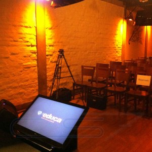 Monitores para Retorno de palco