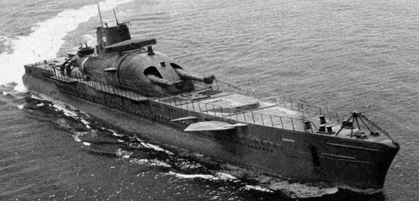 Французский подводный линкор quotСюркуфquot Живой Журнал