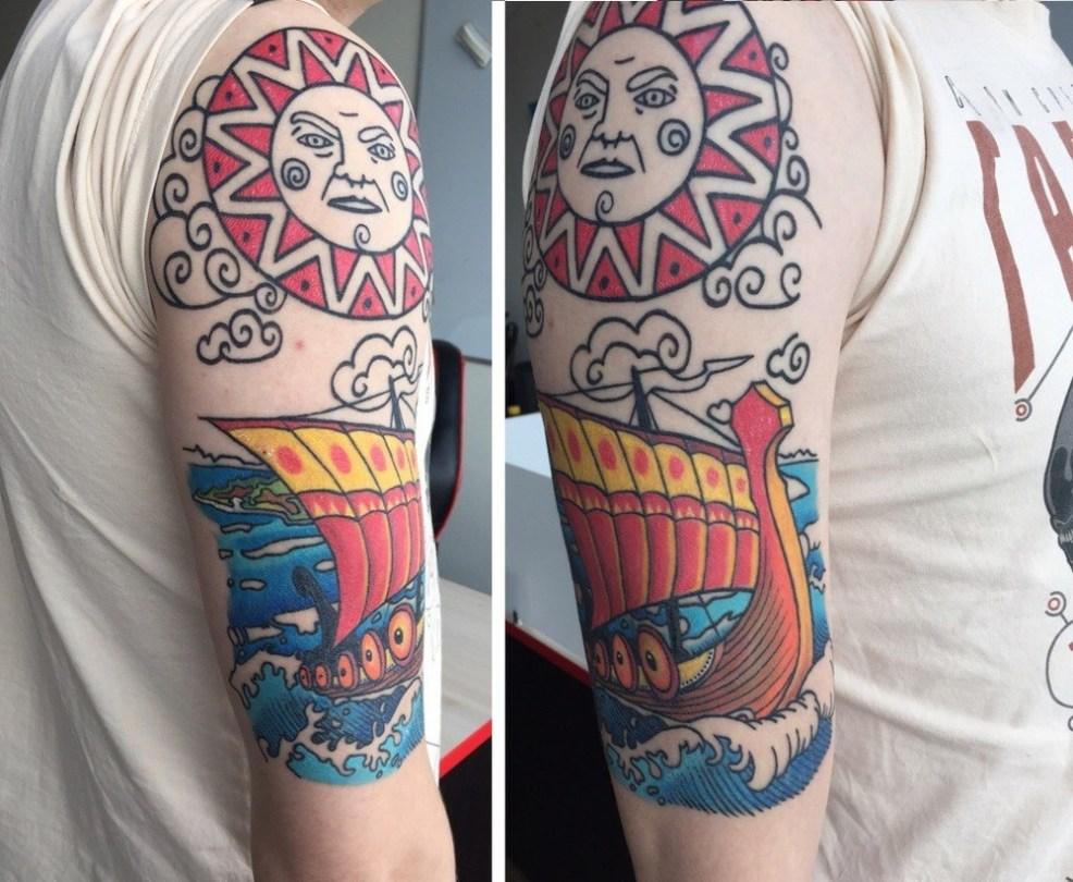 полезный гайд для тех кто решил сделать себе татуировку