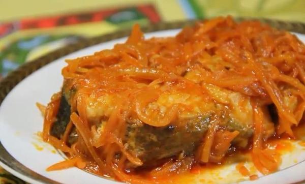 Вкусная рыба под маринадом: классический рецепт Рецепт, Еда, Рыбные блюда, Рыба, Длиннопост