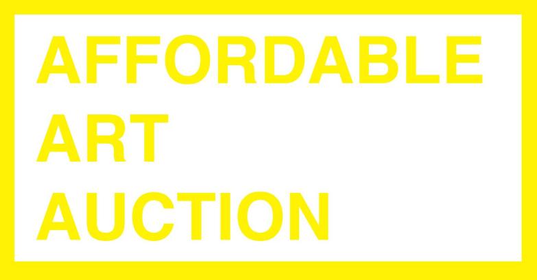 Affordable Art auction