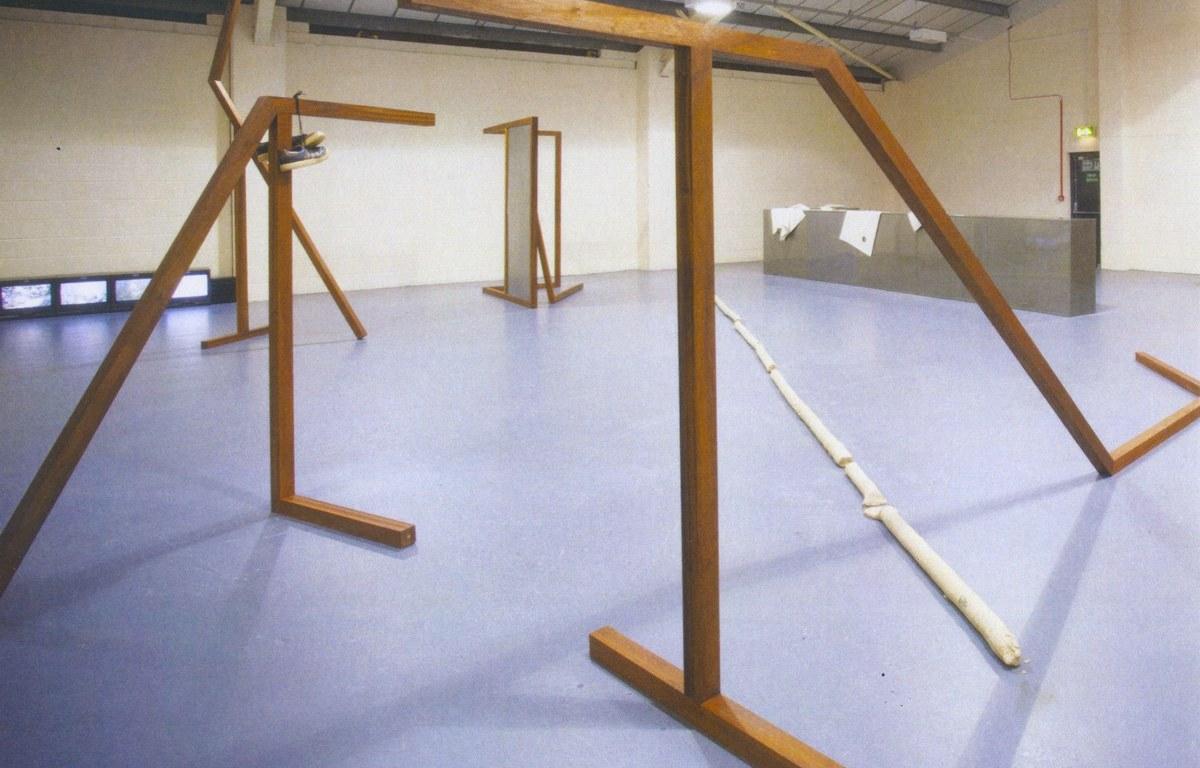 Carwyn Evans CSAD Exhibition