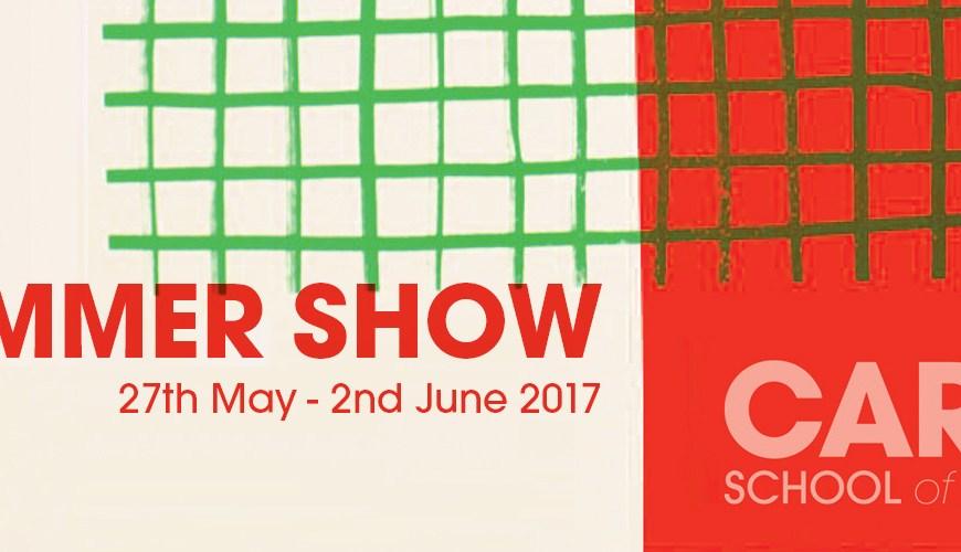 CSAD Summer Show 2017