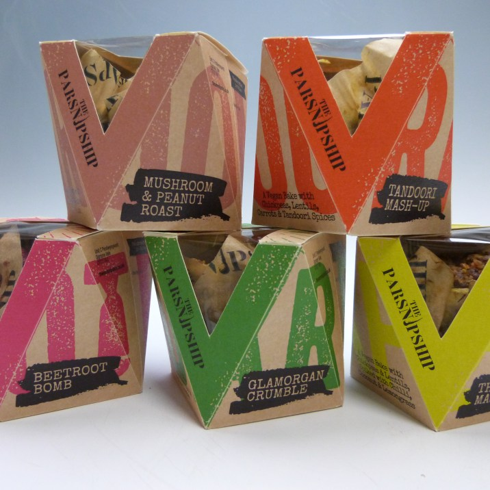 Parsnipship Packaging Designed by CSAD Students