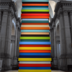 "Sean Scully ""HUMAN"""