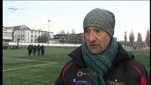 Daru + Prosser Pici >>> Egy kispesti gól
