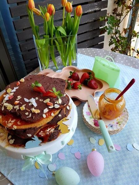 paleo torta