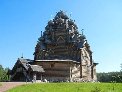 350 éves Orosz faház