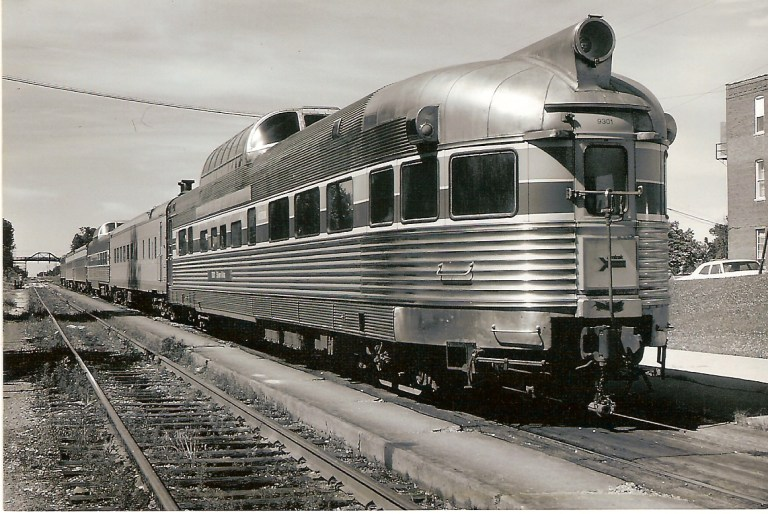 OE561 RP 1941 CHICAGO SPRINGFIELD & ST LOUIS RAILROAD 260
